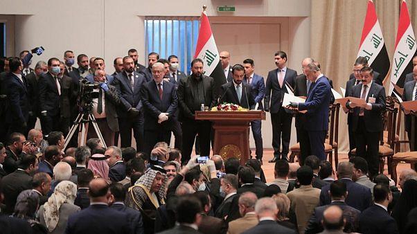 واشنگتن با تمدید مجوز خرید برق ایران، از تشکیل دولت جدید عراق استقبال کرد