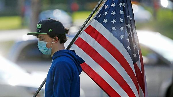 دونالد ترامپ: بحران کرونا از حملات ۱۱ سپتامبر و پرل هاربر بسیار بدتر است
