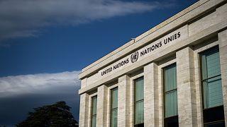 مبنى الأمم المتحدة في جنيف