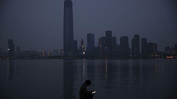 Virus Outbreak Yangtze River in Wuhan