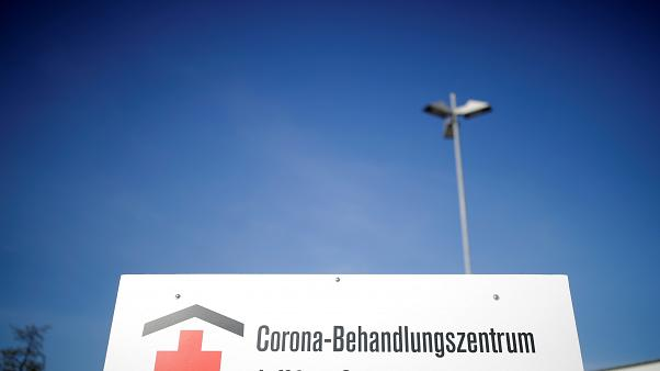 23. April, 2020 Krankenhaus (Photo by Odd ANDERSEN / AFP)
