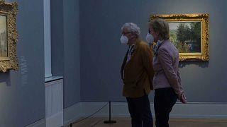 Museus reabrem na Alemanha