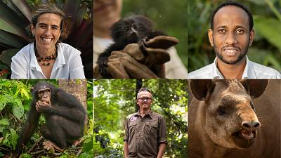 'Green Oscars' award conservation heroes with £60K for saving endangered animals