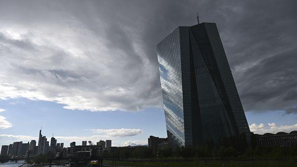 Φρανκφούρτη - Ευρωπαϊκή Κεντρική Τράπεζα