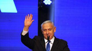 Benjámin Netanjahu izraeli miniszterelnök