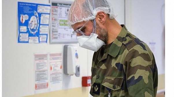 وزارت دفاع فرانسه ابتلای اعضای کاروان این کشور در المپیک ارتشهای جهان به کرونا را رد کرد