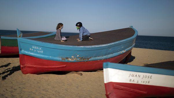 Испания: новый план для пляжа
