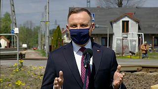 Vita a lengyel elnökválasztás időpontja körül