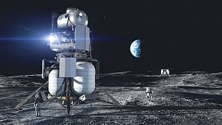 آمریکا در حال تهیه پیشنویس قانون استخراج معادن کره ماه