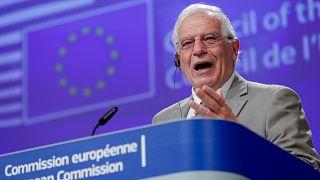 جوزيب بوريل ليورونيوز: أوروبا لا تريد إقحام نفسها في الجدل الدائر بين الصين والولايات المتحدة