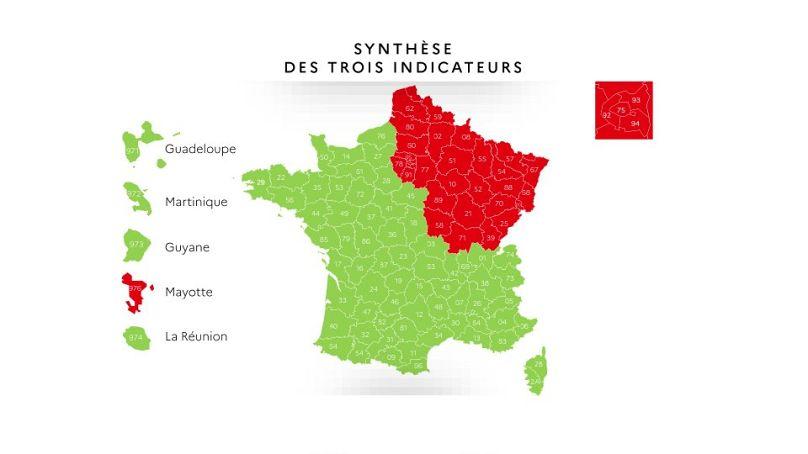 Francia egészségügyi minisztérium