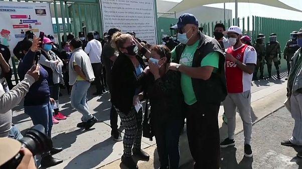 México se acerca al pico de la pandemia con un sistema de salud en tensión