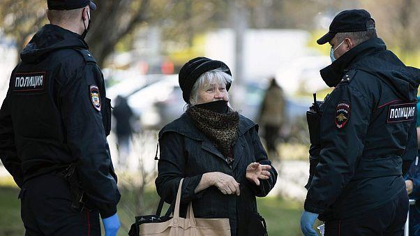 Режим самоизоляции в Москве продлен до 31 мая