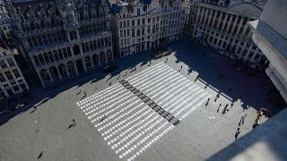 Βέλγιο: Η διαμαρτυρία της λευκής ποδιάς από τους σεφ