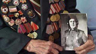 75 anos: Veteranos recordam rendição da Alemanha nazi