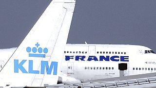Tráfego aéreo diminuiu 90% na Europa