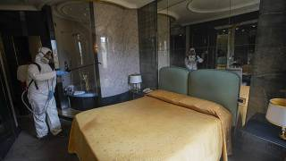 Coronavirus: Hotels and Airbnb plan 'fundamental shift' after COVID-19 lockdowns