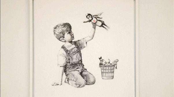 Banksy megríkatta a southamptoni klinikát