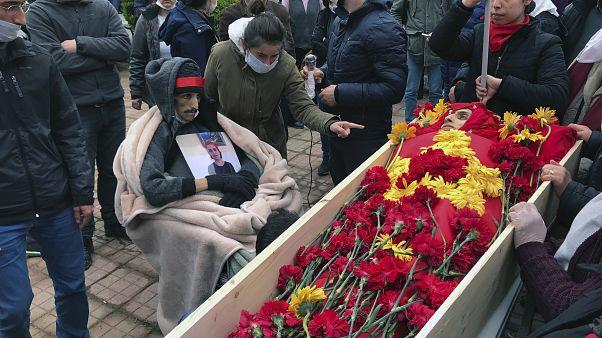Turkey Hunger Strike