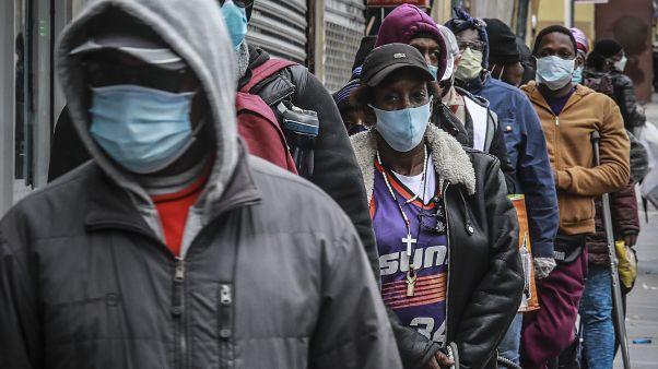 Virus Outbreak New York Photo Gallery
