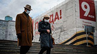 Récord de contagios en Rusia con 11.000 nuevos casos en un día