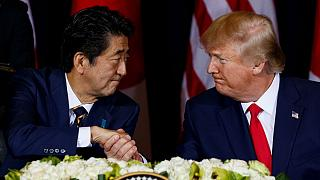 توافق آمریکا و ژاپن برای مبارزۀ مشترک با همهگیری ویروس کرونا
