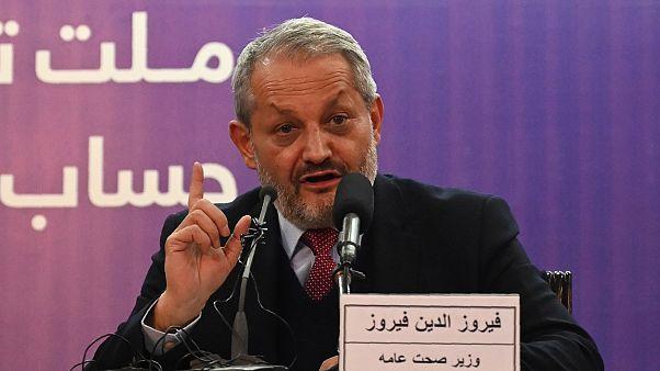 Afganistan Sağlık Bakanı Firuzuddin Firuz