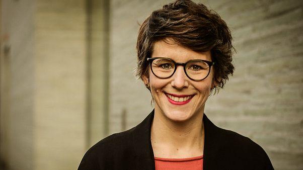 الصحافية الألمانية آن كاترين شتراكه