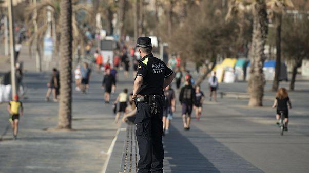 España registra este viernes 229 muertes por COViD-19, una cifra estable