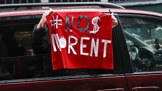 Vincia Barber kann nicht mehr - US-Bürger zahlen keine Miete