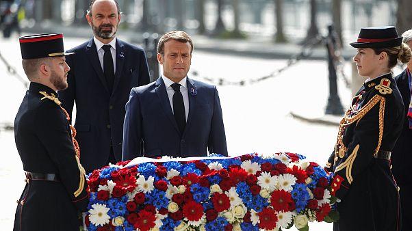 Die Politik gedenkt der Kriegsopfer