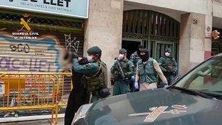 Detienen en Barcelona a un yihadista marroquí profundamente radicalizado