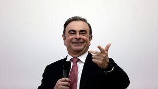 Eski Renault-Nissan Üst Yöneticisi (CEO) Carlos Ghosn
