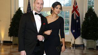Θετική στον Covid-19 συνεργάτιδα του αντιπροέδρου των ΗΠΑ