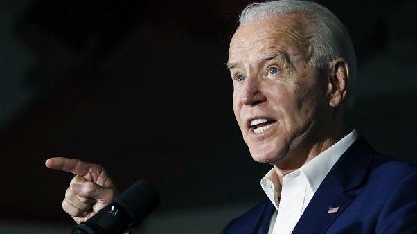 جو بایدن باراک اوباما رئیس جمهوری پیشین آمریکا