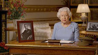 II. Erzsébet brit uralkodó