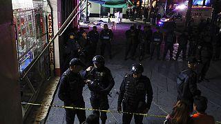 Meksika suç mahali (arşiv)