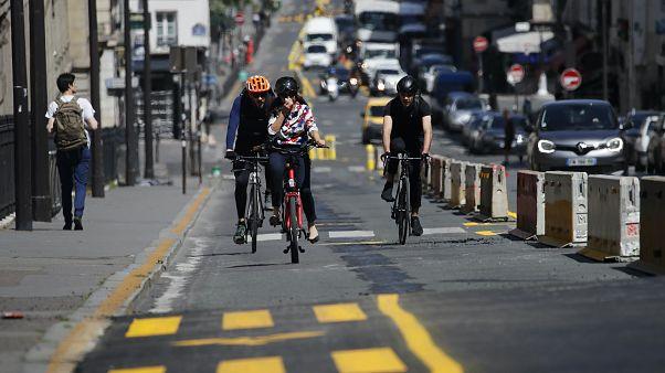 """Epidemia dá """"pedalada"""" às bicicletas"""