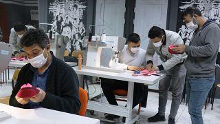 Ağrı'da Ayakkabıcılar Sitesi için usta öğretici yetiştirme kursu sürüyor