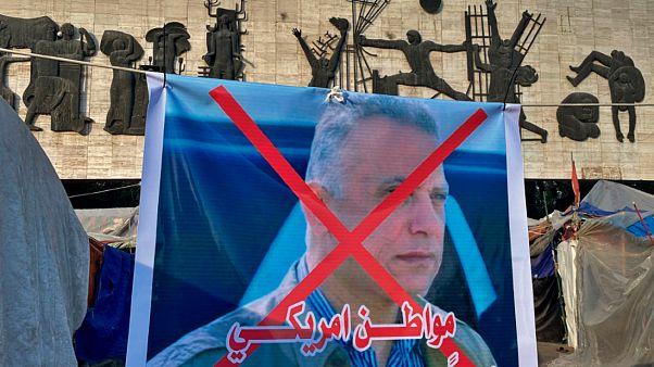 الحكومة العراقية الجديدة تمدّ يدها إلى المحتجين