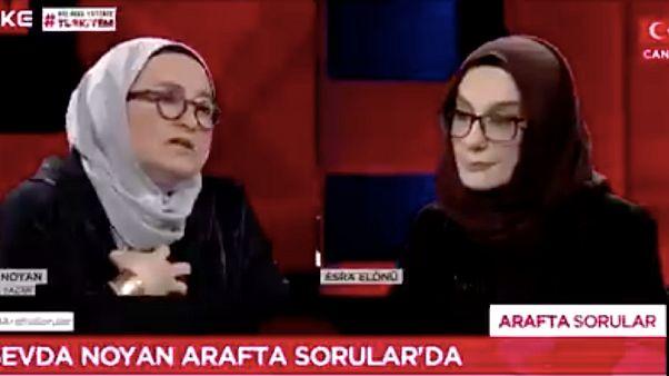 '15 Temmuz içimde kaldı, bizim aile 50 kişiyi götürür' diyen Sevda Noyan'a ailesinden hakaret davası
