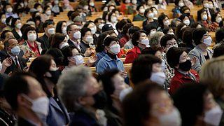 La Corée du Sud, sortie de l'épidémie, voit ressurgir de nouveaux cas