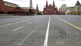 Rusya salgın