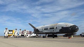 X 37B uzay uçağı