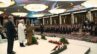 Diyanet İşler Başkanı Ali Erbaş