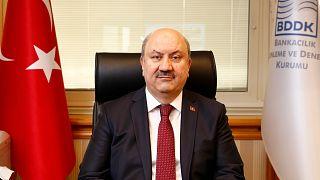 BDDK Başkanı Mehmet Ali Akben