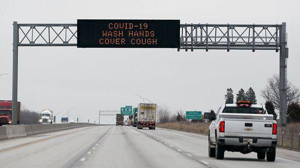 US Virus Outbreak Iowa