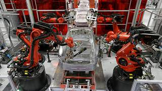 Elon Musk Kaliforniya'daki Tesla fabrikasını başka eyalete taşıma tehdidinde bulundu