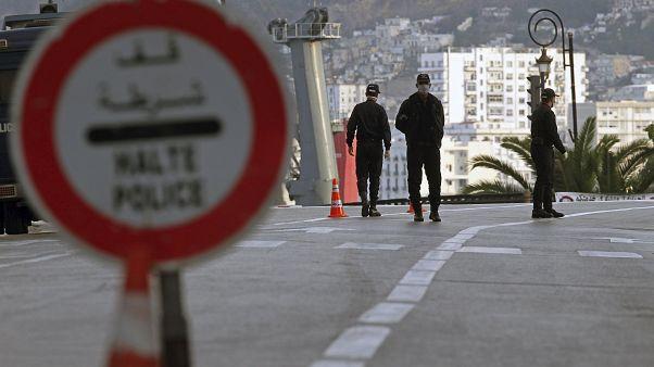 Virus Outbreak Algeria