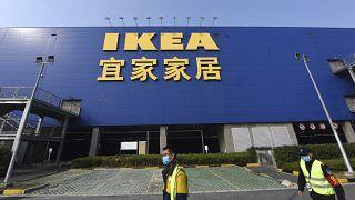 Çin'deki IKEA mağazasındaki bir kadının mastürbasyon videosu izlenme rekoru kırdı